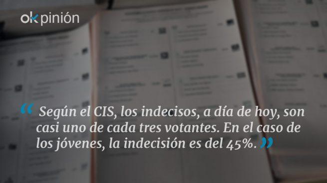 El CIS no asegura resultados. Habrá sorpresas el 26J