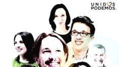 El cartel electoral de Unidos Podemos para el 26J (Foto: Twitter)