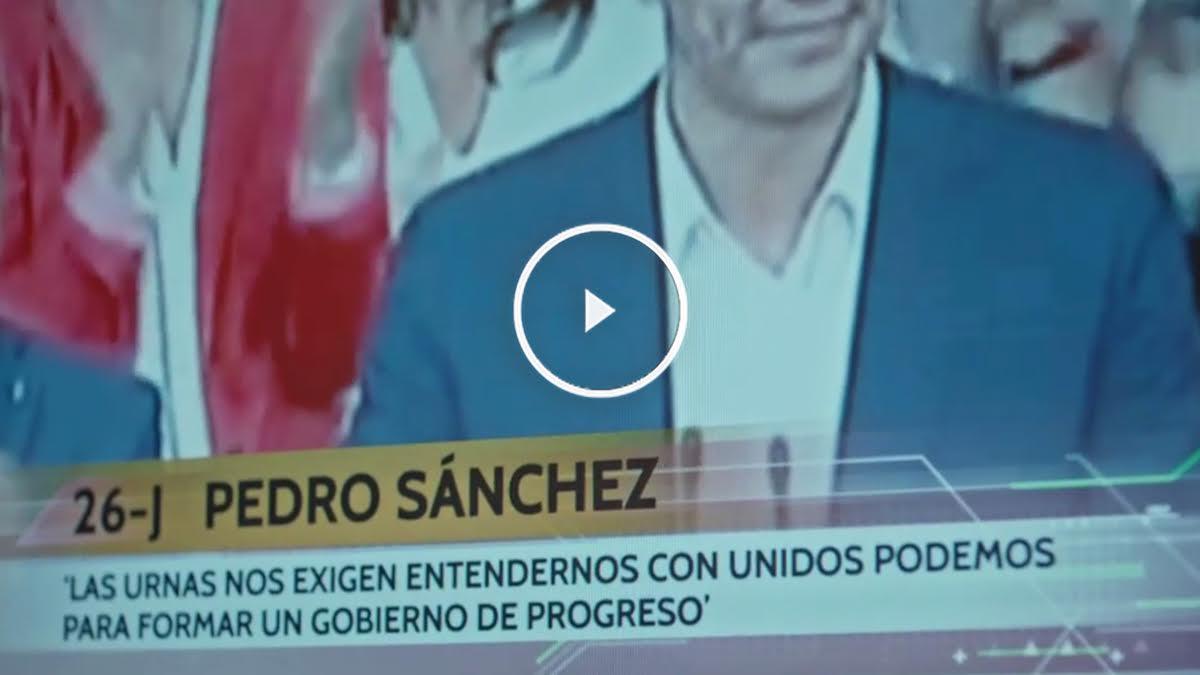 vídeo de campaña de Podemos.