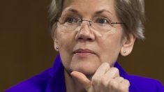 La senadora por Massachussets Elizabeth Warren. (AFP)