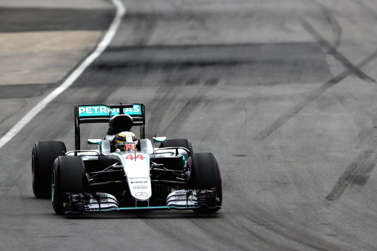 Lewis Hamilton se llevó el GP de Canadá. Alonso fue 11º, Sainz, 9º (Getty)