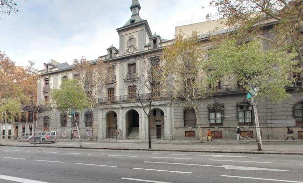 Palacete en Alberto Aguilera. (Foto: GM)