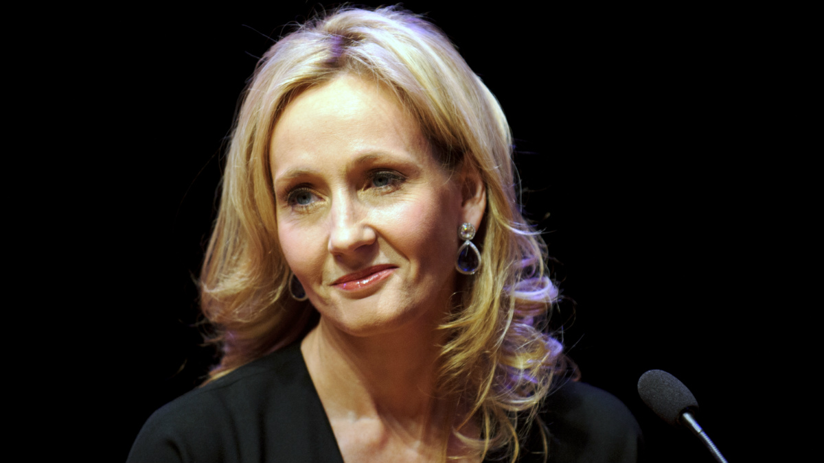 J.K. Rowling. (Foto: Getty)