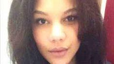 Laura, la joven holandesa violada en Qatar.