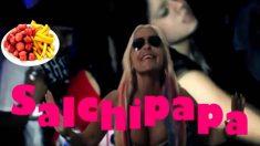 Leticia Sabater 'La salchipapa' (Youtube)