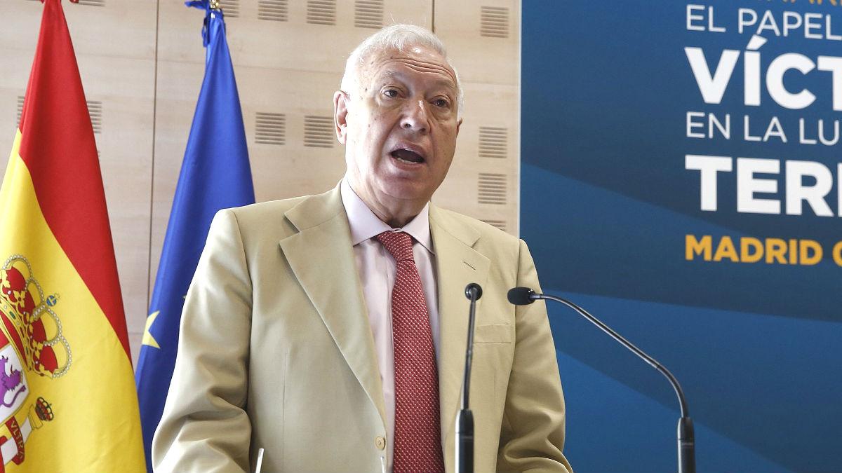 El ministro de Asuntos Exteriores en funciones, José Manuel García-Margallo (Foto: Efe)