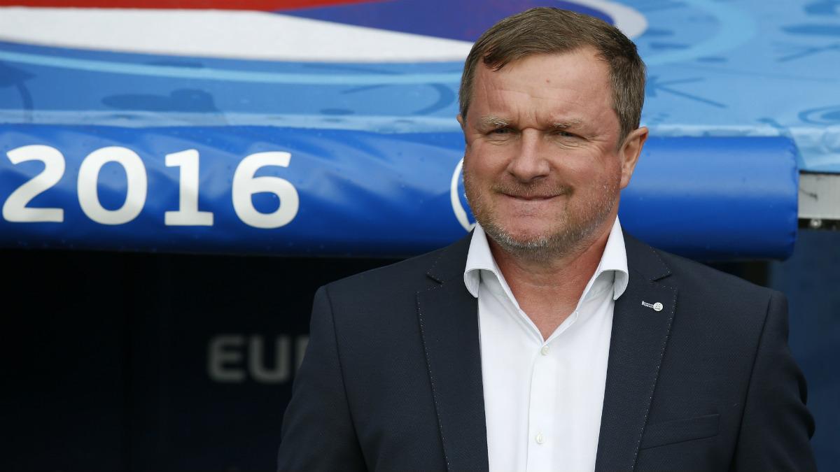 Pavel Vrba, seleccionador de la República Checa. (Reuters)