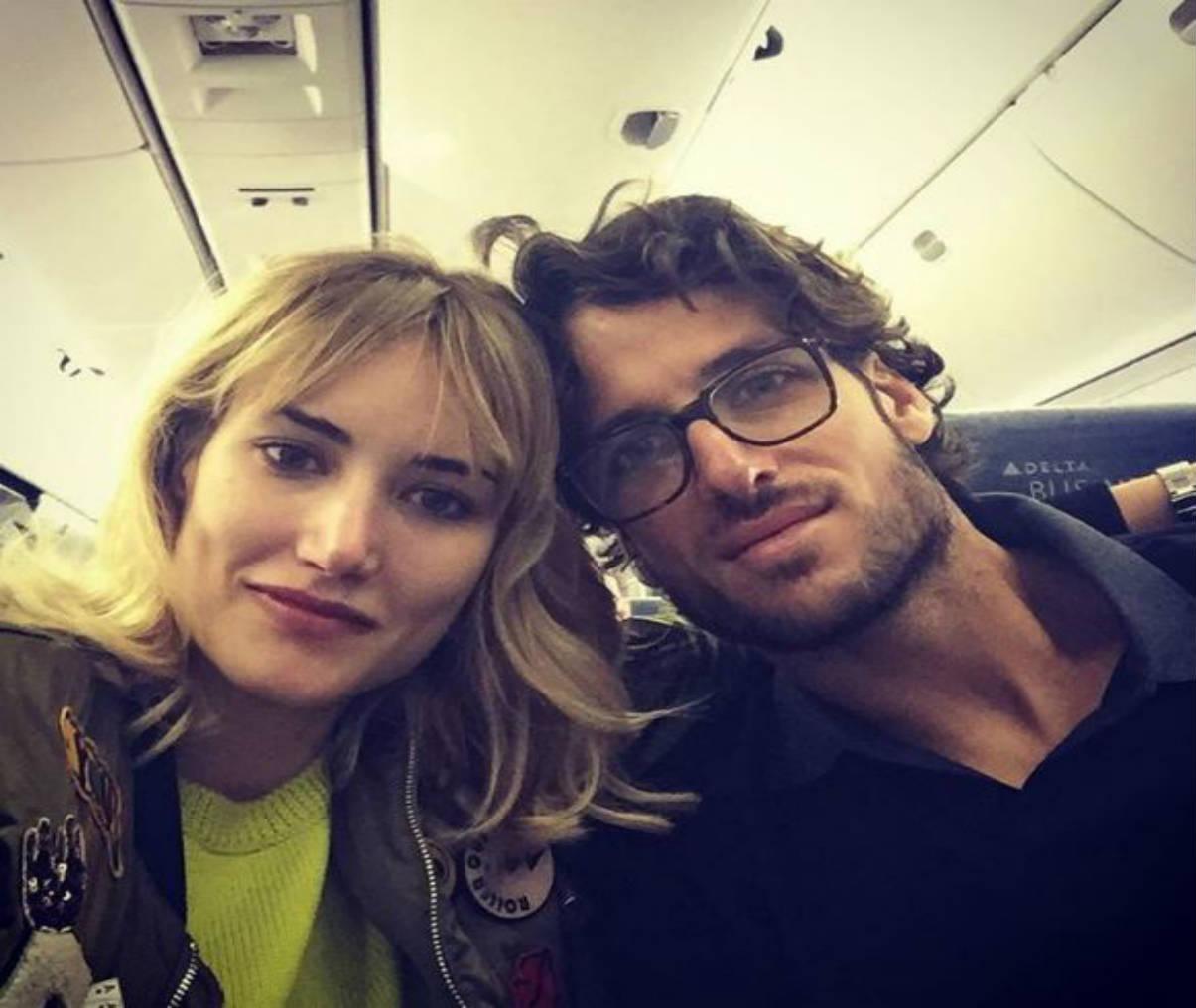Alba Carrilo y Feliciano López (Instagram)