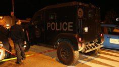 Fuerzas especiales galas en el lugar del atentado. (Foto: AFP)