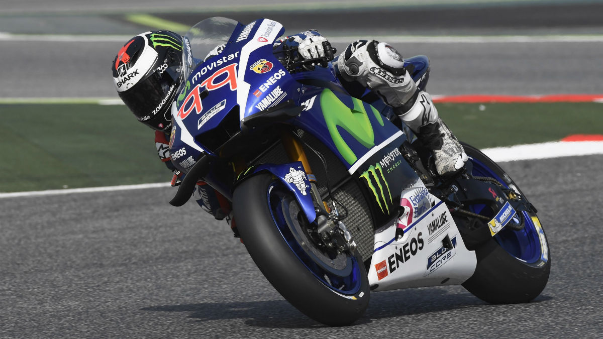 Stoner considera a Jorge Lorenzo el mejor piloto de la parrilla actual de MotoGP. (Getty)