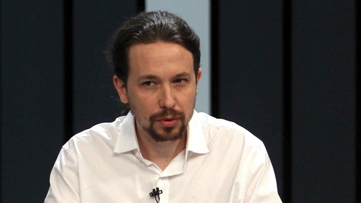 Pablo Iglesias, líder de Podemos. (EFE)
