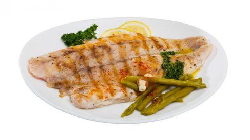 receta de pescado en adobo al microondas
