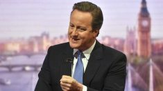 David Cameron, primer ministro de Reino Unido (Foto: Reuters)