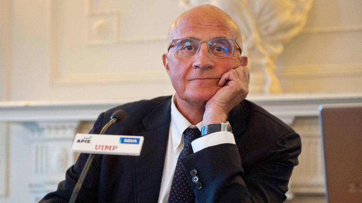 El presidente del Banco Sabadell, Josep Oilú.