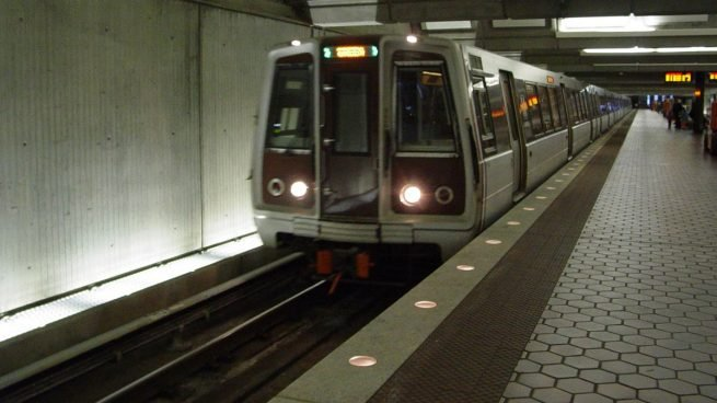 Tiroteo sin víctimas en el metro de Washington