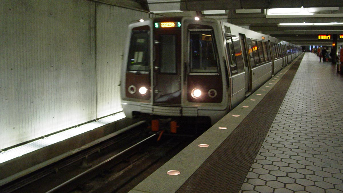 Metro de Washington (Foto: Wikipedia)