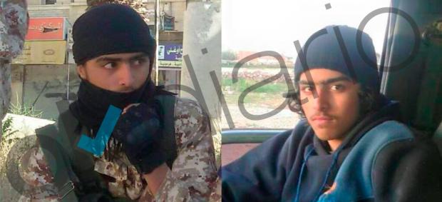 Alhadi Alhadi, terrorista en territorio sirio, amigo de Riizvan.