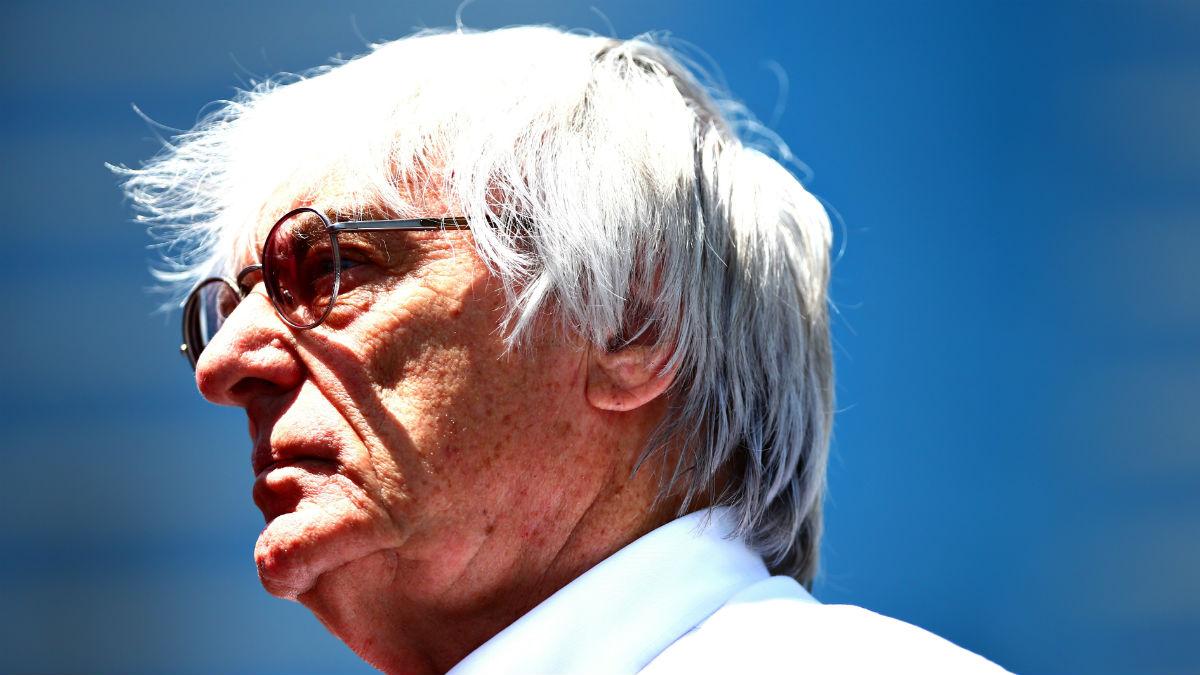 Bernie Ecclestone asegura que Lewis Hamilton será de nuevo campeón del mundo este año. (Getty)