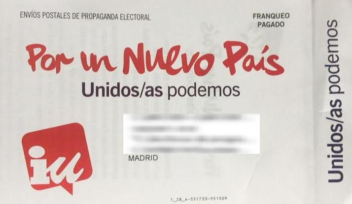 Bronca entre Podemos e IU por el nombre de la coalición: ahora deben decir