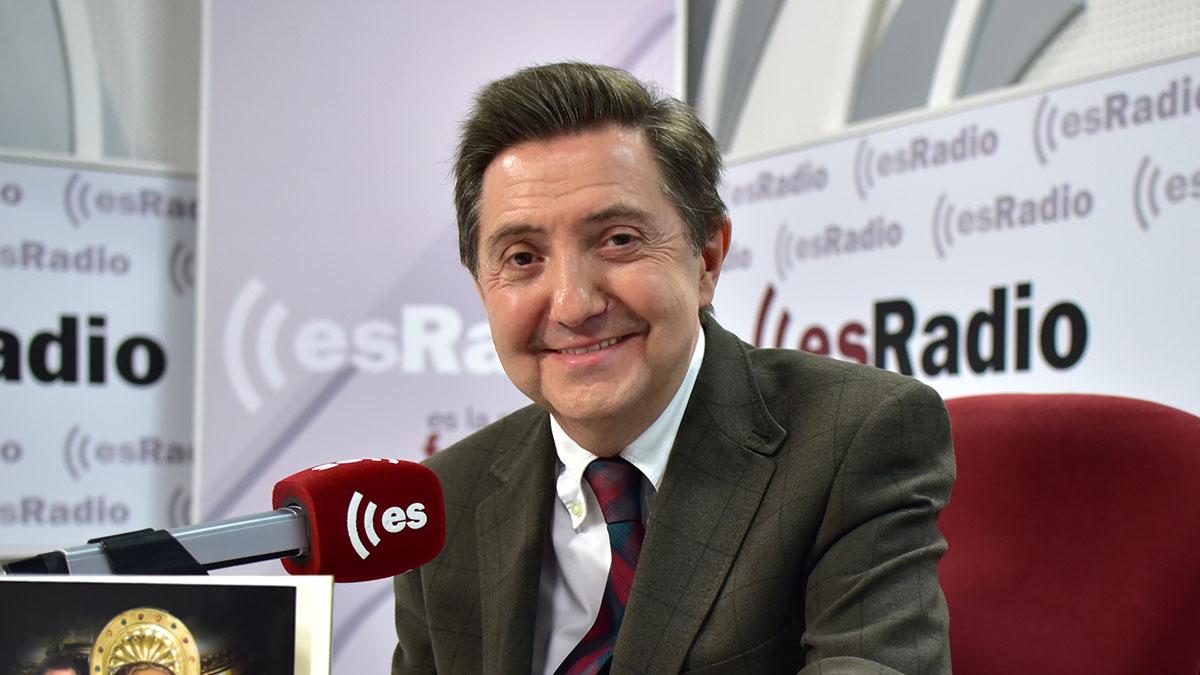 El periodista de ESRadio Federico Jiménez Losantos..