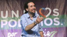 El candidato a la presidencia del Gobierno de Unidos Podemos, Pablo Iglesias (Foto: Efe)