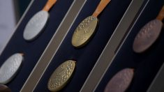 La medallas olímpicas ya están acuñadas. Getty)