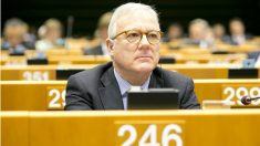 Ramón Luis Valcárcel, vicepresidente del Parlamento Europeo. (PE)