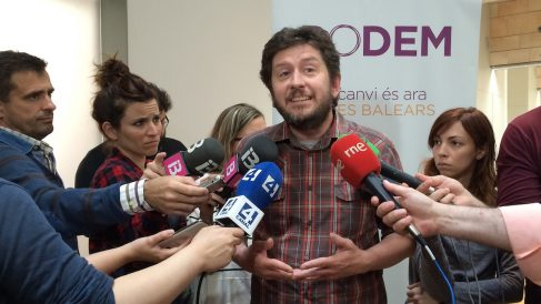 Alberto Jarabo (Foto: Podemos)