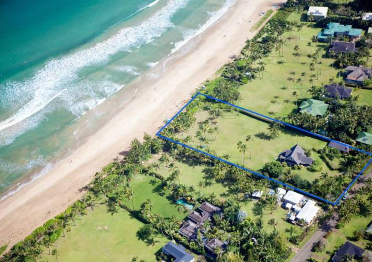 La casa de Julia Roberts en Hawái, en venta y rebajada