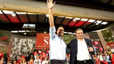 Sánchez y Zapatero.