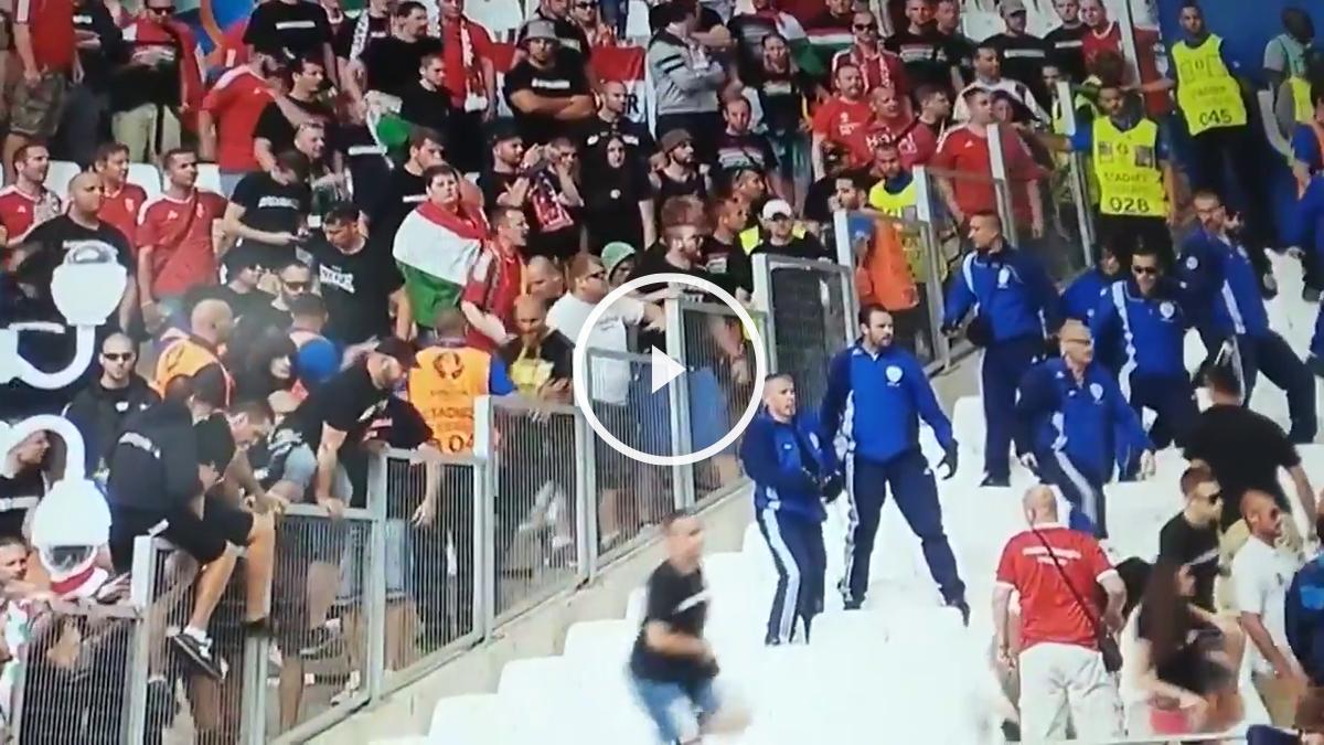 Hungría podría ser sancionada por culpa de sus aficionados.
