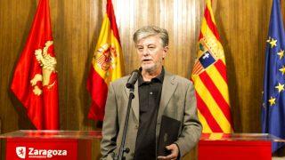 Pedro Santisteve. (Foto: EFE)
