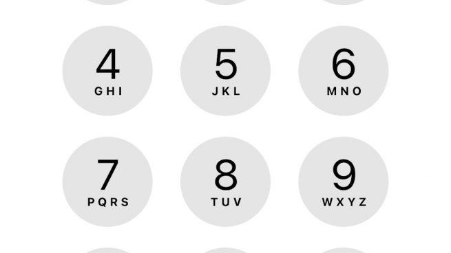 códigos iPhone