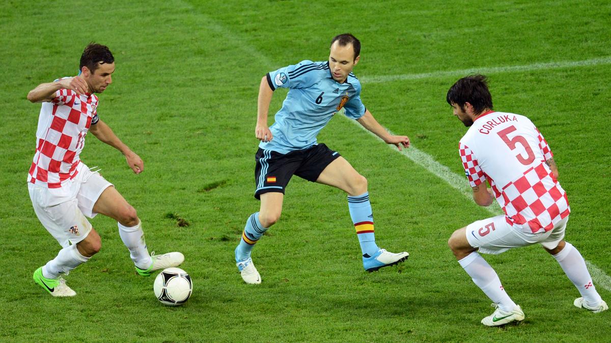 En 2012 también se habló de biscotto, pero España acabó ganando.
