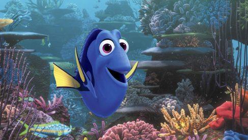 Imagen de 'Buscando a Dory'. (Foto: Pixar)