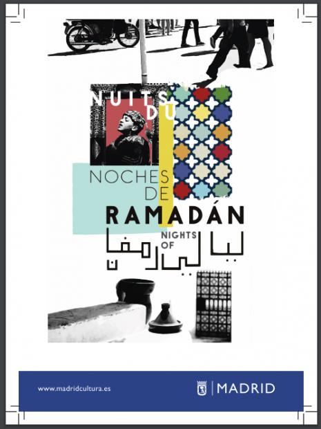 Cartel del Ramadán de Carmena.