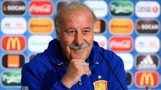 Del Bosque respaldó a Pedro. (Reuters)