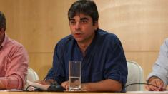 Jorge García Castaño, edil del distrito Centro. (Foto: Madrid)