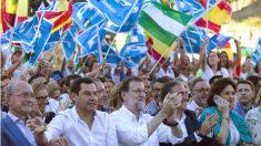 El presidente del Partido Popular, Mariano Rajoy. (Foto: EFE)