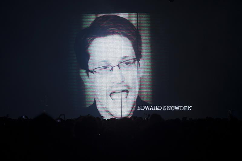 Edward Snowden. (Foto: EFE)
