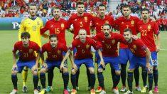 Este es el once titular de España ante Croacia.