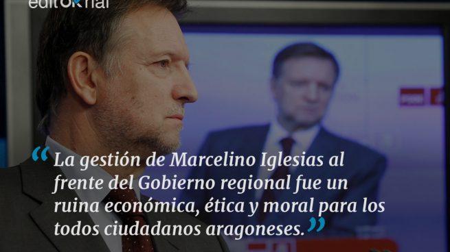 Corrupción institucionalizada en Aragón