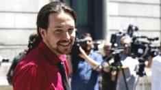 El candidato de Unidos Podemos a la Presidencia del Gobierno, Pablo Iglesias (Foto: Efe)