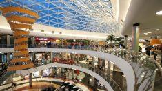 Centro comercial Marineda City en Valencia, propiedad de Merlín Propierties.