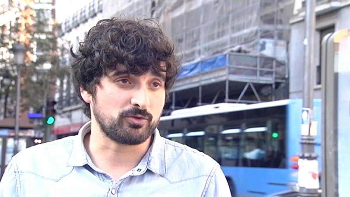 El periodista Carlos Mier. (Foto: RTPA)