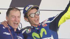 Lin Jarvis ensalza sin mesura a Valentino Rossi en las jornadas previas al GP de Holanda. (Getty)