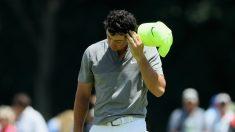 Rory McIlroy, durante el último US Open. (AFP)