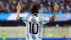 Messi supera a Batistuta como máximo goleador de Argentina. (Reuters)