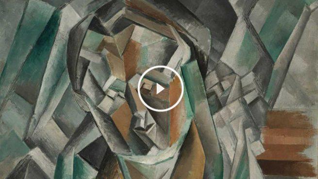 'Mujer sentada' de Picasso se convierte en la obra cubista más cara subastada hasta la fecha