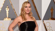 La actriz británica Kate Winslet durante la gala de los Oscars celebrada este año. (Foto: GETTY)